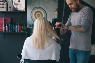 Hairdresser's Shop