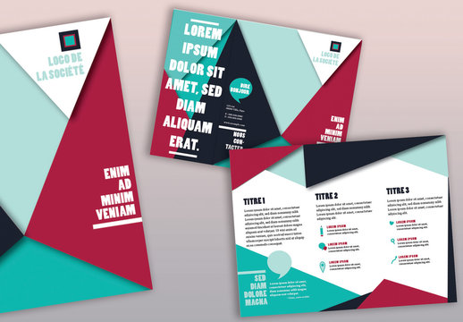 Brochure commerciale Triangles
