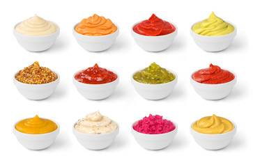 sauces set