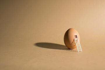 Eggstra-terrestrial Landing...