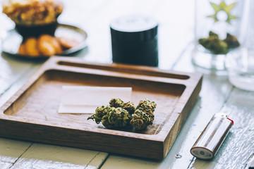 Coffee & Weed