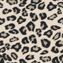 Cheetah fur texture.