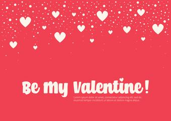 Saint Valentine's Day Greeting Card