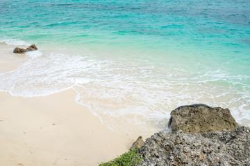 宮古ブルーの海とビーチ