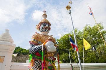 Giant statue Thailand