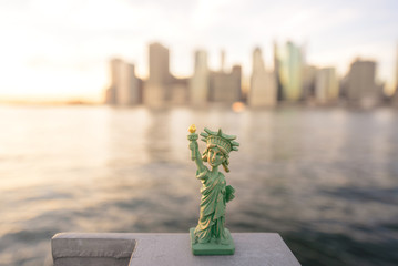 A model of state of liberty