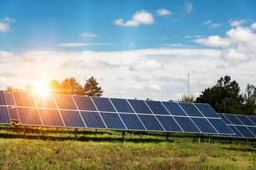 Solar panels, photovoltaic - alternative electricity source