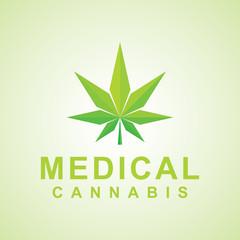 medical logo marijuana