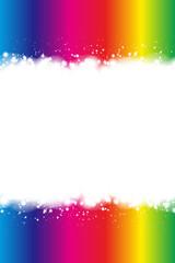 背景素材壁紙,雲,ぼかし,コピースペース,ソフトフォーカス,中抜き,フレーム,枠,縦方向,たて位置
