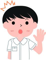 10_Men's honor student Japanese surprised.eps