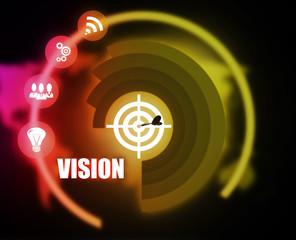 Vision concept plan graphic