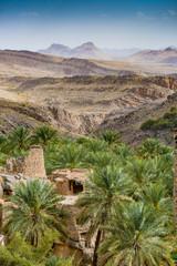 Village of Misfat Al Abriyeen,  Oman
