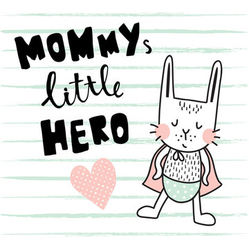 hero bunny