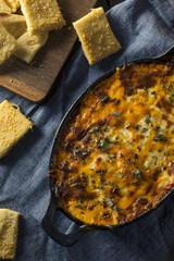 Homemade Baked Pizza Dip