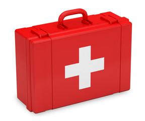 boîte premiers secours trousse soins