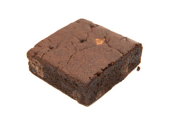American Pie Brownies isolated