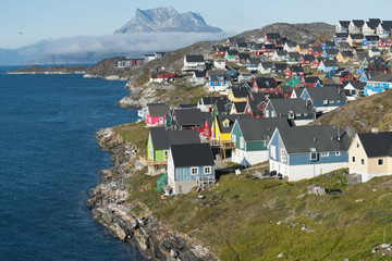 Nuuk, the charming capital of Greenland