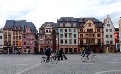 Market Square, Mainz, Germany