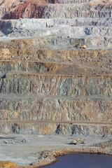 Rio Tinto copper mine