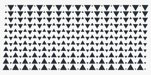 triangle pattern wallpaper background black design