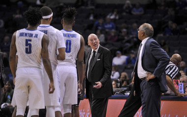 NCAA Basketball: Tulane at Memphis