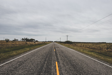 Country Road Background