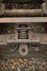 federe fahrwerk kleinbahn