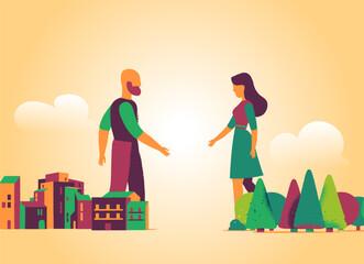 Natura e Civiltà si incontrano