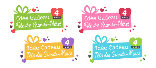 Idee Cadeau Fete Grand Mere.Fete De Grands Meres 2018 Idee Cadeau Buy This Stock