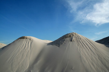Sand mining in Limburg
