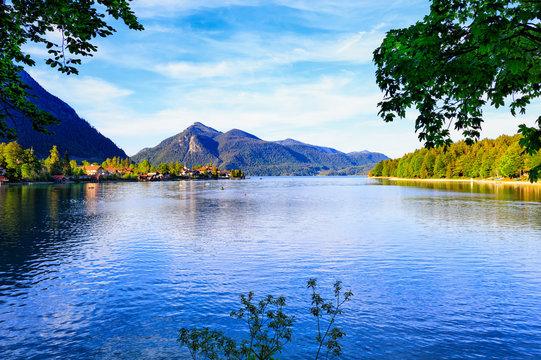 Majestic Lakes - Walchensee