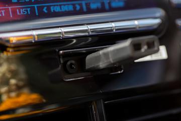 Modern luxury car interior, Car inside and Concept Car.