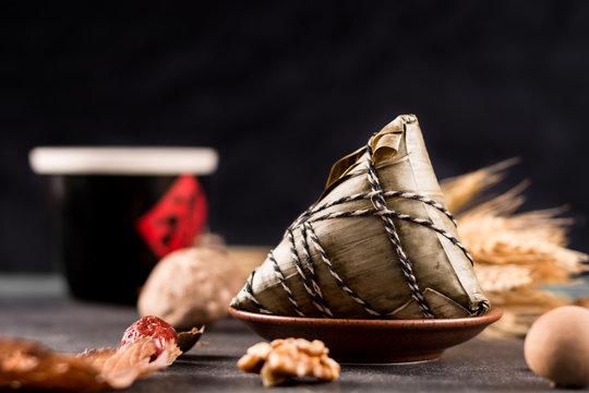 Zongzi chinese food