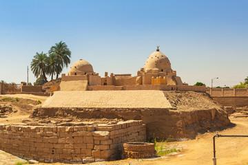 Egyptian ruins near the Karnak temple, Luxor