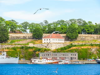 Seacoast of the Oslo Fjord, Norway
