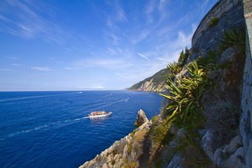 Porto Venere, Mare Ligure, Liguria, Italia, Italy