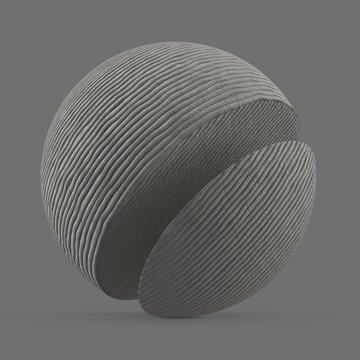 Grey clay