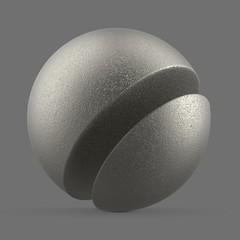 Sanded silver