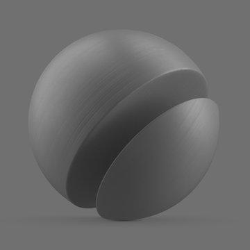 Clear, grey plastic