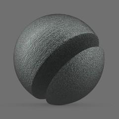 Rough titanium