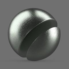 Shiny titanium