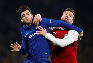Carabao Cup Semi Final First Leg - Chelsea vs Arsenal