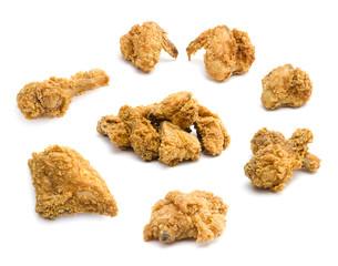 Crispy Breaded Fried Chicken an Classic Meal