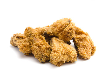 Crispy Breaded Fried Chicken an Classic Meal