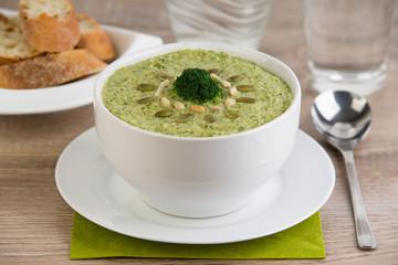 Brokkoli Püree