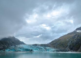 Skagway. Alaska. Glacier Bay. National Park