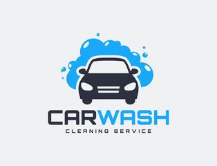 Car wash logo.