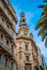 Dans les rues de Toulon