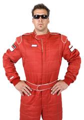 Motorsports Racecar Driver