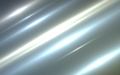 Light and stripes moving fast over dark background.Digital light and stripes moving